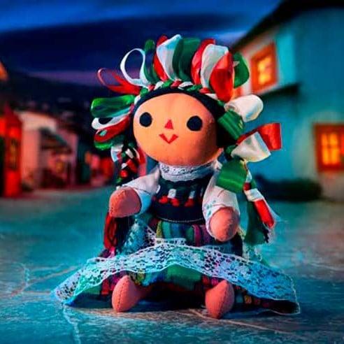 muñeca mexicana lele
