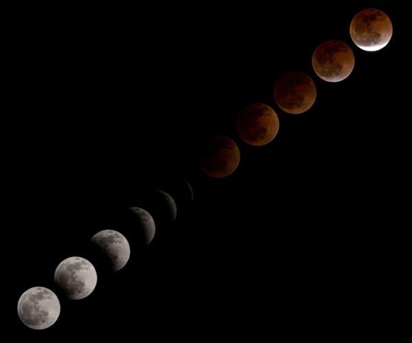 Frases de la luna